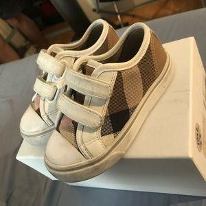 Butberry toddler Sneakers